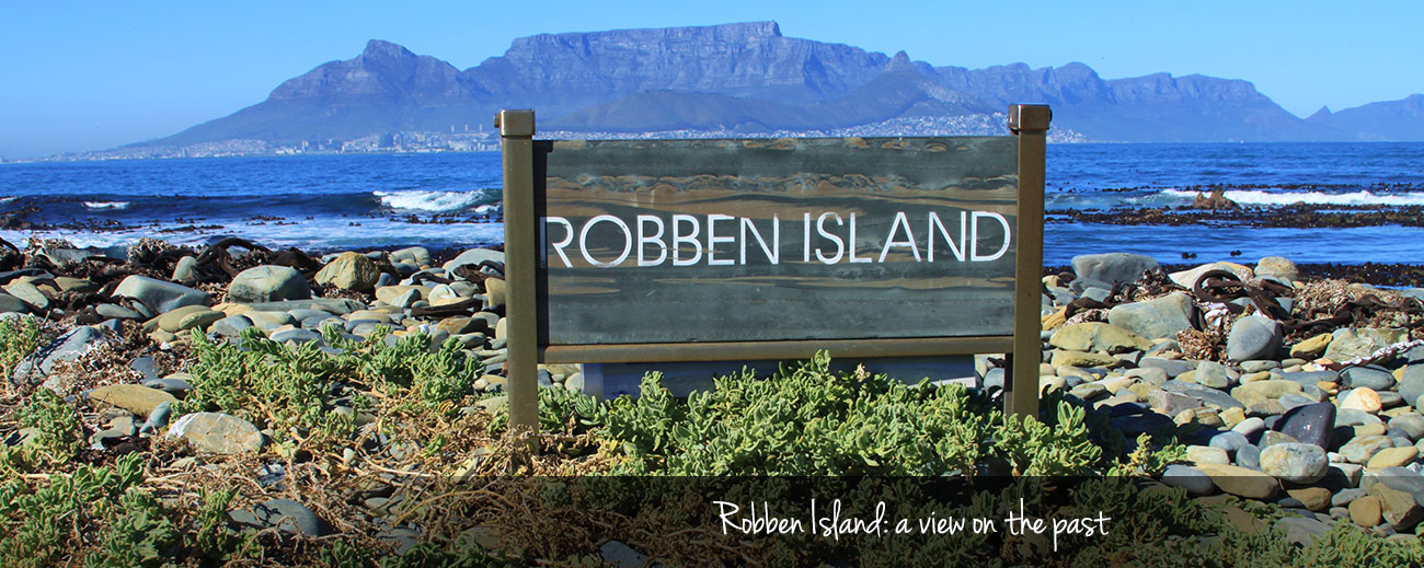 how to get to robben island